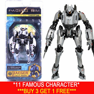 Pacific Rim Jaeger Gipsy Danger Tacit Ronin Collection Action Figure Pvc Toy