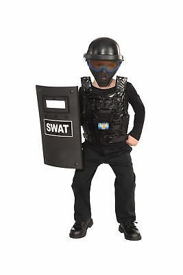 S.W.A.T. Costume Set Child One Size Fits Most