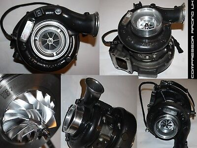 HOLSET HE341VE 600BHP Billet VGT VNT variable geometry turbo  HX35 GT35  S300 TDI