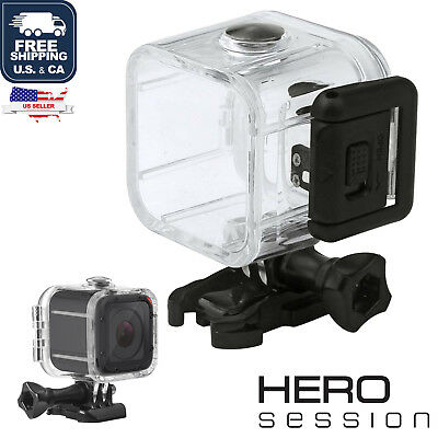 For Gopro Hero 4 5 Session 40m Underwater Waterproof Diving Housing Cover Case