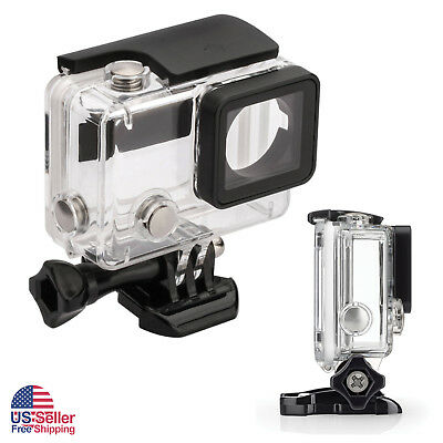 Waterproof Diving Housing Case Cover for GoPro Hero 3+ Hero 4 Accessory
