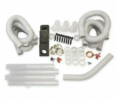 Dayton Dust Collector Accessories Blast Gate, Hoses Gates, Clamps, Grounding Kit