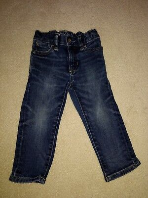 Infant boys Baby Gap Skinny Jeans in 18/24 months