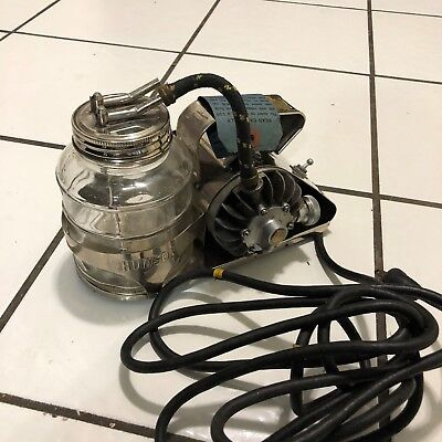 Vintge electric Hudson weed insecticide sprayer