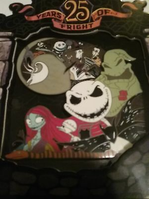 Disney Nightmare Before Christmas 25th Anniversary JumboLE 1,500 Sold Out !!!!