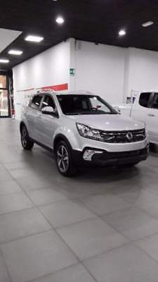 "SSANGYONG Korando New 2.2 Td 4WD Limited ""COOL"""