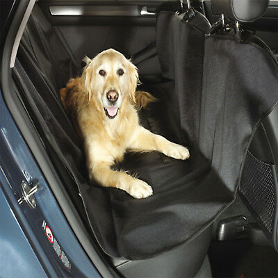 Premium Waterproof Pet Dog Car SUV Rear Back Seat Cover Protector Boot Mat Liner