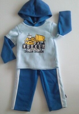 Baby boys clothes two piece set 18-23 months BNWT