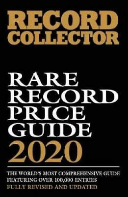 Rare Record Collector Price Guide 2020 by Ian Shirley 'Brand New Release'