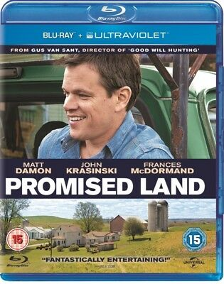 Promised Land Blu-Ray Blu-Ray Neuf (8295354)