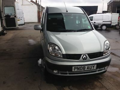 RENAULT kANGOO 1.6 EXPRESSION AUTOMATIC, WHEELCHAIR DISABLED VEHICLE,20k miles