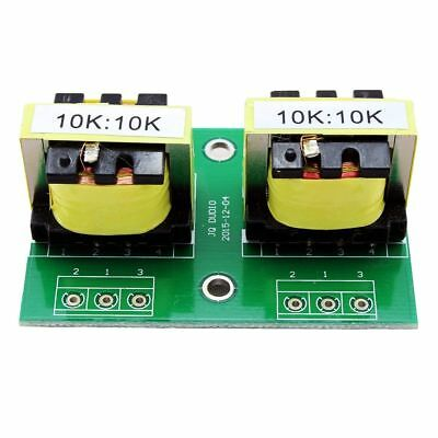 10K:10K Permalloy Audio Isolation Transformer Board Unbalanced Convertor Bulk