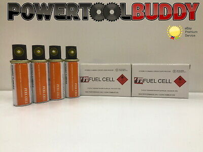 2 x FirmaHold Gas Fuel Cells 2 Pack 2nd Fix Finishing Nailer Fits Paslode IM250