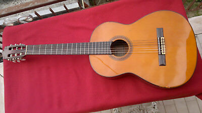 guitar classical vintage YAMAHA CG-120A from 80's - Chitarra classica anni 80