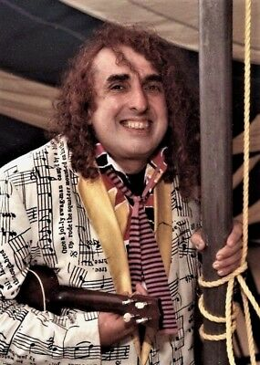 1985 - World Famous Tiny Tim - Great American Circus