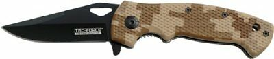 Tac Force Tf-765Dm Assisted Opening Folding Knife, 4.5-In Closed 4001653 TAC For