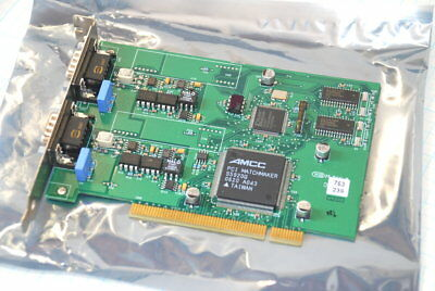 Kavaser PCIcan HS/HS 733-0130-00083-4 Dual Can Bus Card    FREE SHIP  (X2)K
