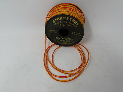 "1/8"" X 166Ft Professional Arborist Throw Line Solid Braid No Memory Line"