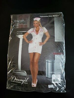 Halloween Costume, Woman Size Medium, Nurse Costume