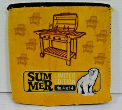 Bundaberg Rum Bundy Summer Limited Edition No.4 Of 4 Can Cooler Stubby Holder