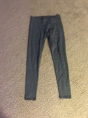 f1610b479af337 AERIE CHILL PLAY Move Juniors Gray Leggings Size Small - $3.00 ...