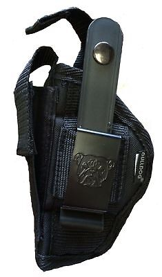BERSA THUNDER 380 | Nylon Horizontal Shoulder Holster with Double