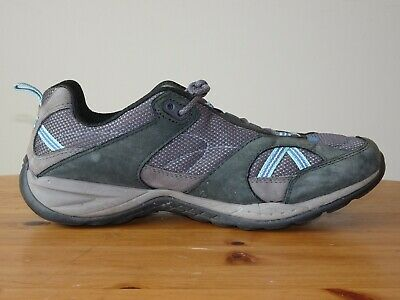 63c3442d3812 TEVA 4183 SKY Lake Women s Size 8 Trail and Hiking Shoes Gray Blue ...