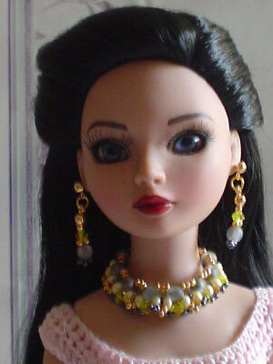Tonner Ellowyne Lizette Prudence Tyler BJD Gene Jewellery with Magnetic Clasp