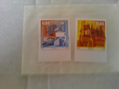 LUXEMBOURG 2012 - Europa  mint set of 2 stamps