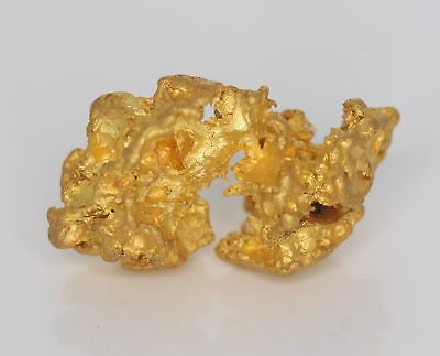 Natural Western Australian Gold Nugget - 10.72g