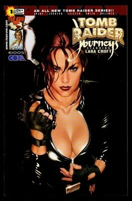 TOMB RAIDER Journeys #1 VF/NM 9.0 Classic Adam Hughes HOT Like Catwoman 51