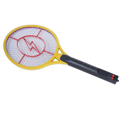 Electric Tennis Racket Mosquito Fly Swatter Bug zapper Insect Kill Wasp Swatter
