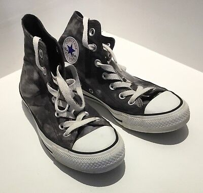 Converse Chuck Taylor All Star High Tops Men's 4 / Ladies 6 Mottled Grey