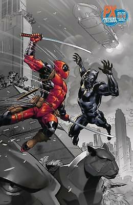 Black Panther Vs Deadpool #1 (Of 5) Nycc 2018 Px Variant (24/10/2018)