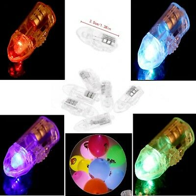 Mini luce led a batteria punto luce colorata decorative feste matrimoni party10x