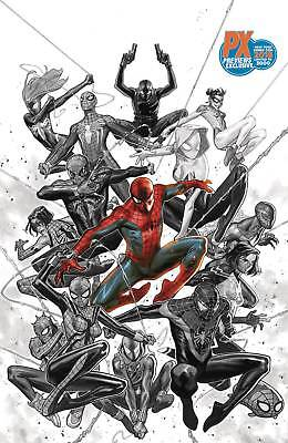 Spider-Geddon #1 (Of 5) Nycc 2018 Px Variant (17/10/2018)
