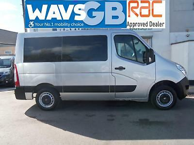 Renault Master Mobility Wheelchair Access Vehicle Disabled WAV
