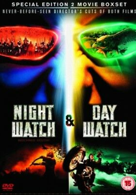 Night Watch / Día Watch - Directores Cortes DVD Nuevo DVD (3634001000)