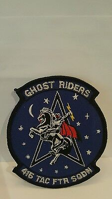 USAF 416 Tactical Fighter Squadron Color Patch