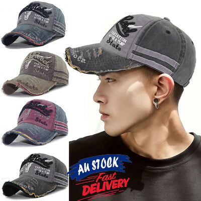 Adjustable Sport Snapback Unisex Men Women Hip-hop Hat Cap Trucker