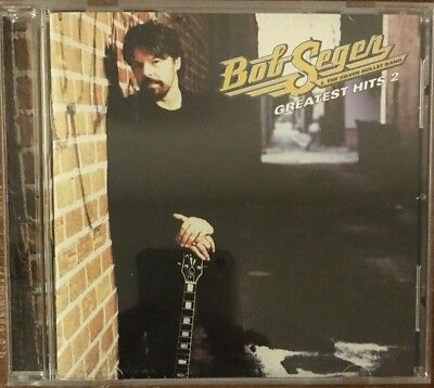 Bob Seger & the Silver Bullet Band - Greatest Hits, Vol. 2 (CD, Nov-2003)