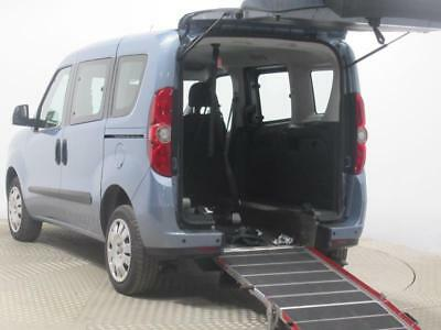 2013 13 Fiat Doblo 1.4 16v ( 95bhp ) MyLife Wheelchair Accessible Vehicle