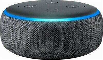Amazon Echo Dot (3. generación) Altavoz inteligente con Alexa antracita