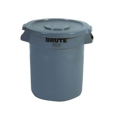 Brute Heavy Duty Container 38L Grey 382199 [SBY24294]