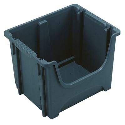 VFM Dark Grey Picking Containers 50 Litre (Pack of 3) 382592 [SBY24534]