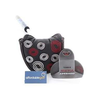 Odyssey Tank 2-Ball Putter / 38 Inches