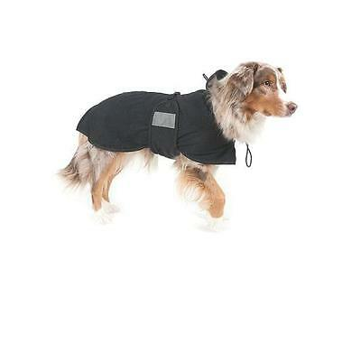BLACK  BACK ON TRACK PAIN RELIEF DOG MESH SHEET S,M, L drug free pain relief