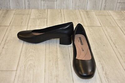 4eab416d2bb1 CLARKS CHARTLI ROSE Leather Pumps