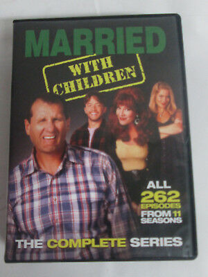 Married With Children - The Complete Series - Nice