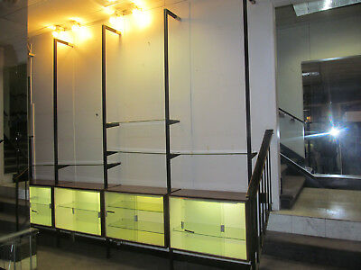 Mid Century Modern George Nelson Omni style Wall system